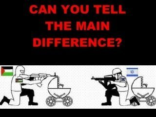 Arab Babies and Jewish Babies; can you tell the difference?