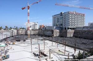 Rambam Health Care Campus - Haifa Israel - underground hospital