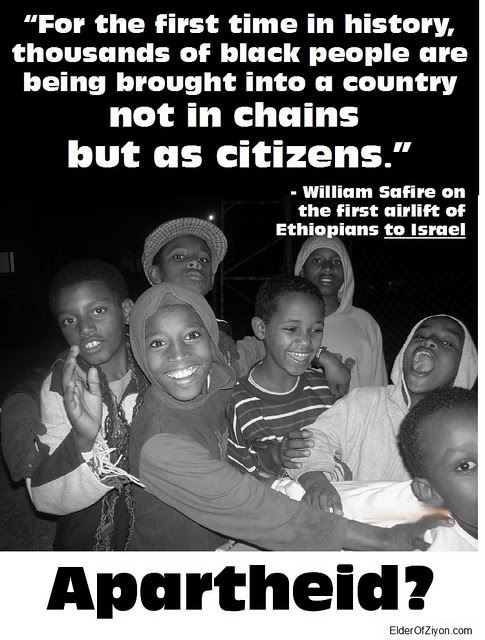 Israeli airlift of Africans from Ethiopia
