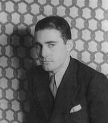 Khaled Abdul Wahab in 1936