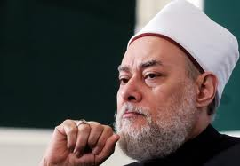 Sheikh Ali Gomaa, Grand Mufti of Jerusalem.