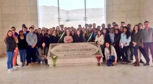 The Arafat Memorial